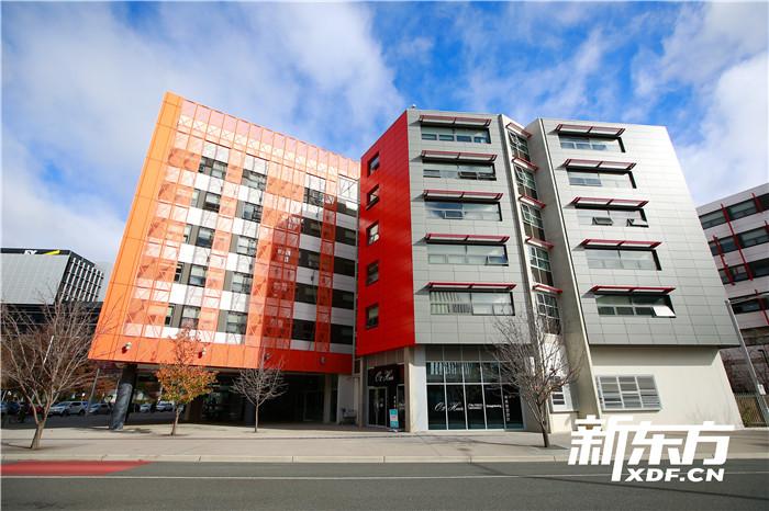 澳国立大学学生宿舍楼