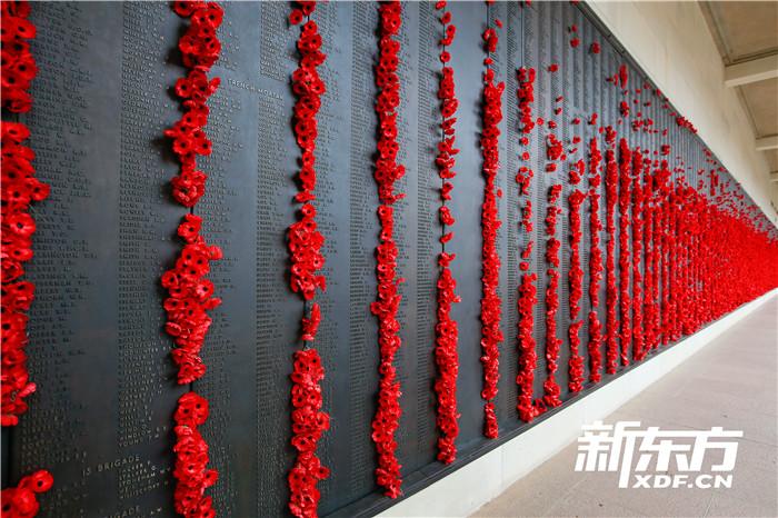 澳大利亚堪培拉战争纪念馆展览