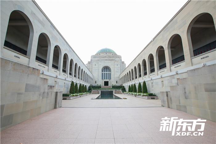 澳大利亚堪培拉战争纪念馆——二战后为纪念澳大利亚阵亡战士而修建