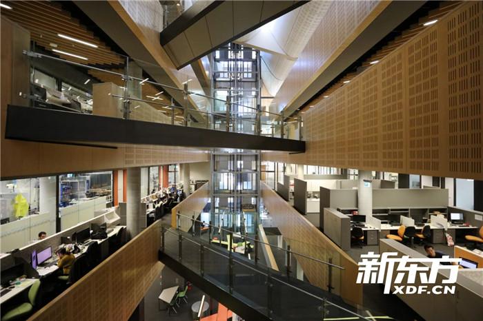 新南威士大学Tyree Energy Technologies Building 2