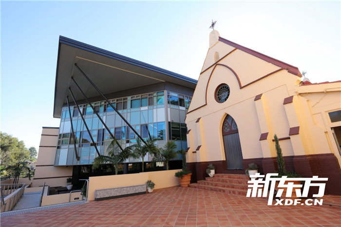 Stella Maris College校园建筑