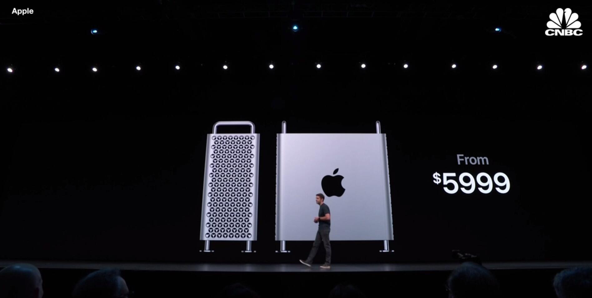 史上最强苹果电脑Mac Pro发布 有啥亮点(中英文)