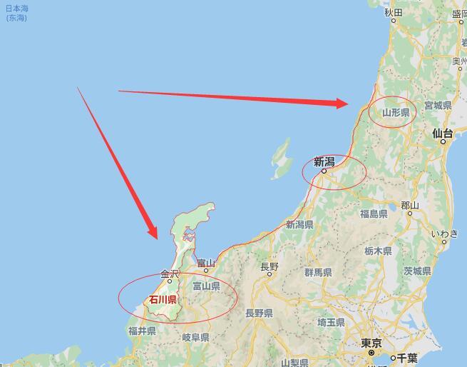 日本海啸预警 西海岸留学生注意安全