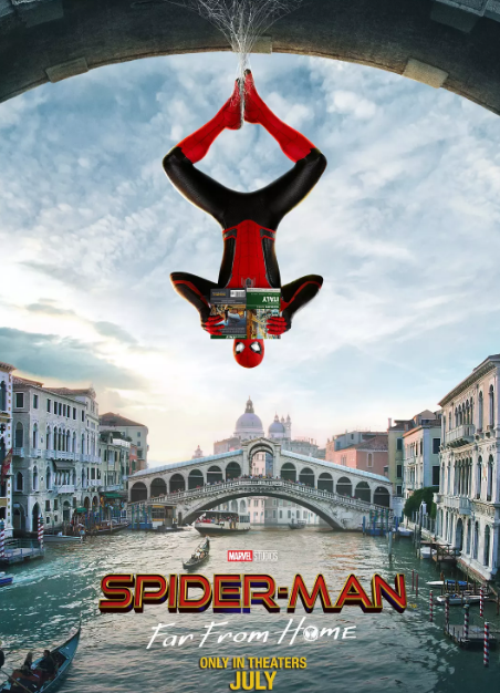 《蜘蛛侠:英雄远征》票房破6亿 称霸暑期档!