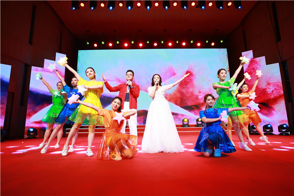 歌舞节目《光耀东方》