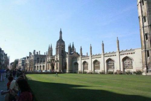 章泽天赴剑桥读MBA 归属国王学院实力雄厚