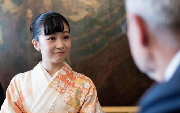 日本最美公主出访 系国际基督教大学毕业生