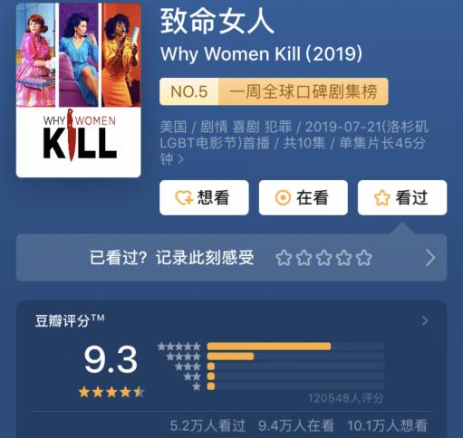 CBS官宣续订《致命女人》第二季 :全新角色和背叛 相同的致命Show!
