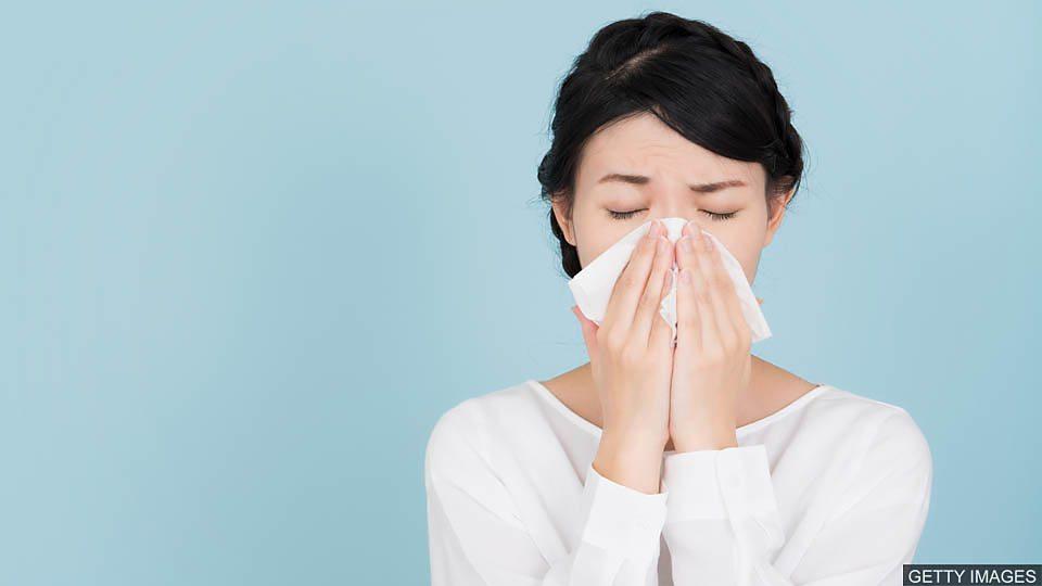 Common cold cure experiment科学家试验治疗普通感冒的新方法
