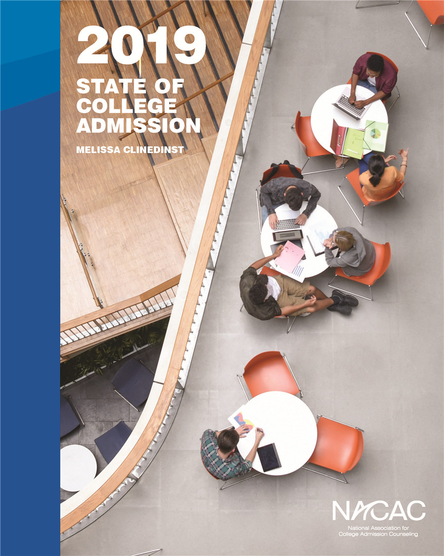 NACAC 2019 STATE OF COLLEGE ADMISSION