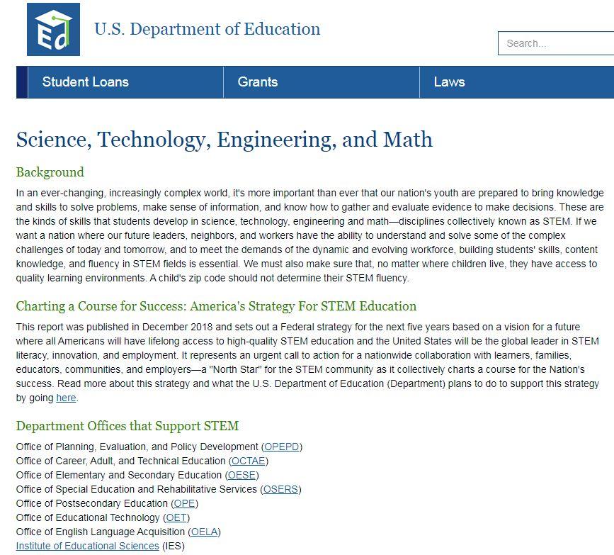美国热门专业STEM到底是什么?