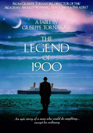 """《海上钢琴师》4K修复版热映 影迷迎来了又一""""有生之年系列""""!"""