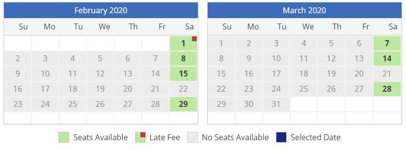 3月全国托福考试会有加场或取消吗?