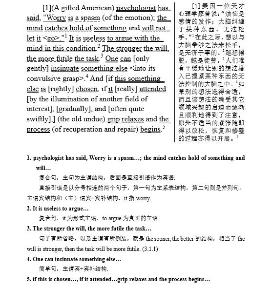 新概念英语第四册课文详解:Lesson 46 Hobbies 业余爱好 (带译文)