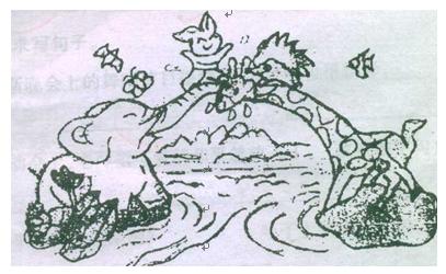 三年级学生写作必练:语文看图写话(附范文)图片