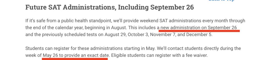 SAT明日起开始报名?最全报名流程请收藏!