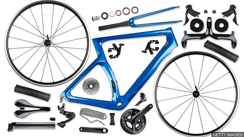 Recycling bikes for health workers 英国慈善团体为医疗工作者免费提供自行车