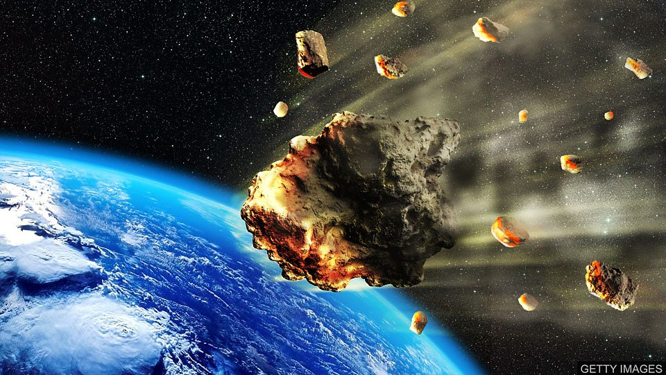 Defending ourselves from meteorites 保护地球免受太空陨石的侵害