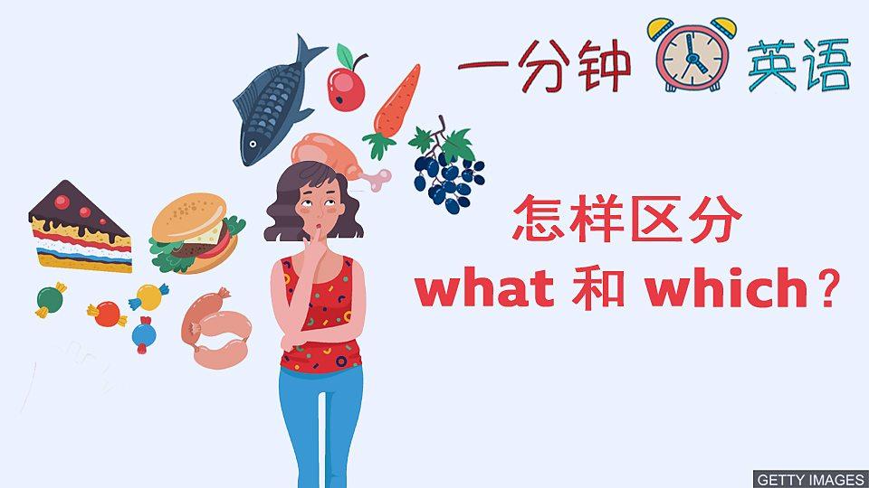 怎样区分 what 和 which?