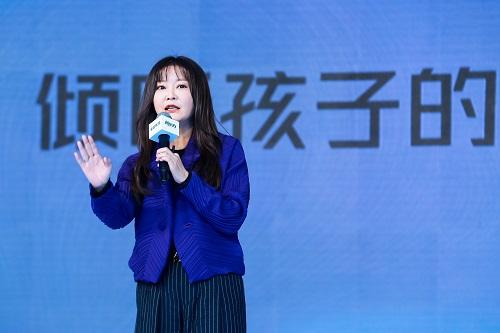王小騫 原央視著名主持人、親子教育專家