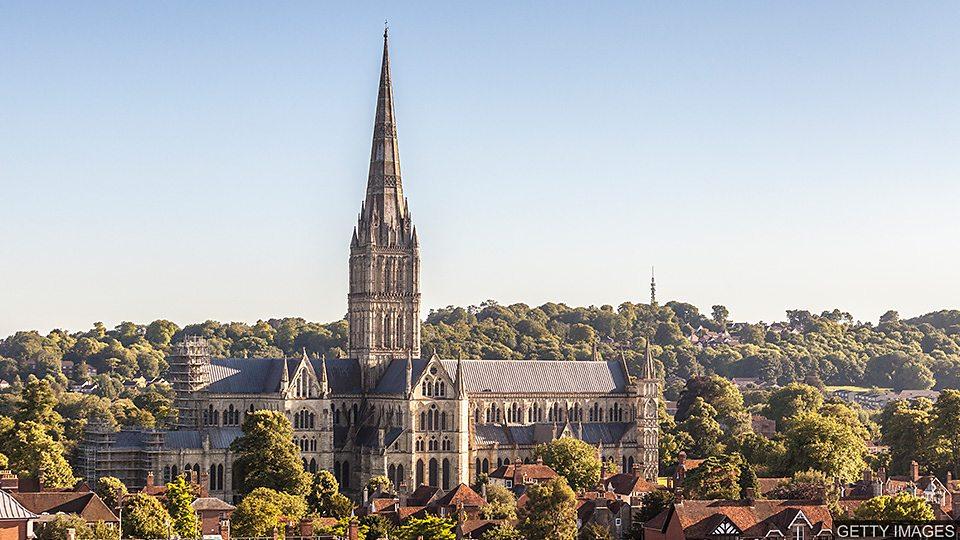 修复索尔兹伯里大教堂 Restoring an English cathedral