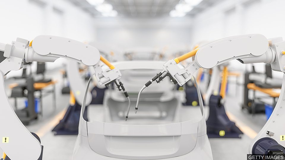 世界经济论坛预测到2025年半数工作将由机器完成 Machines to 'do half of all work tasks by 2025'世界经济论坛预测到2025年半数工作将由机器完成 Machines to 'do half of all work tasks by 2025'