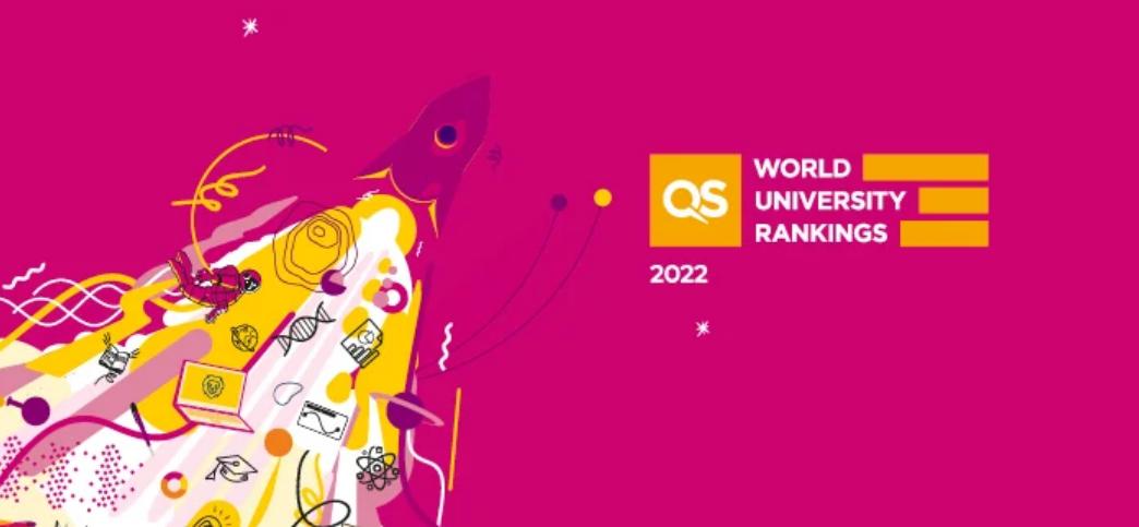 2022年QS世界大学排名榜即将出炉:排名指标