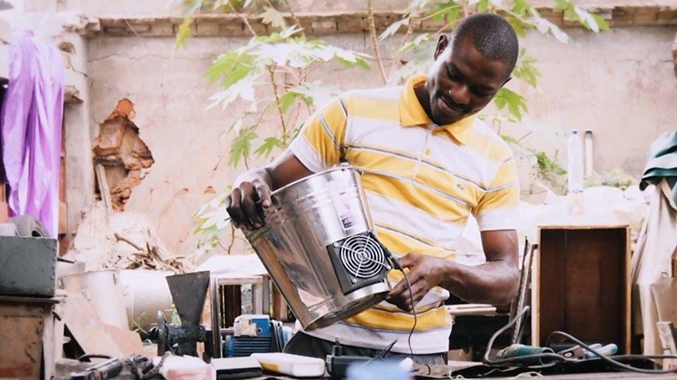 多哥節能爐灶變廢為寶 'Foyeco' – The Togolese stove多哥節能爐灶變廢為寶 'Foyeco' – The Togolese stove