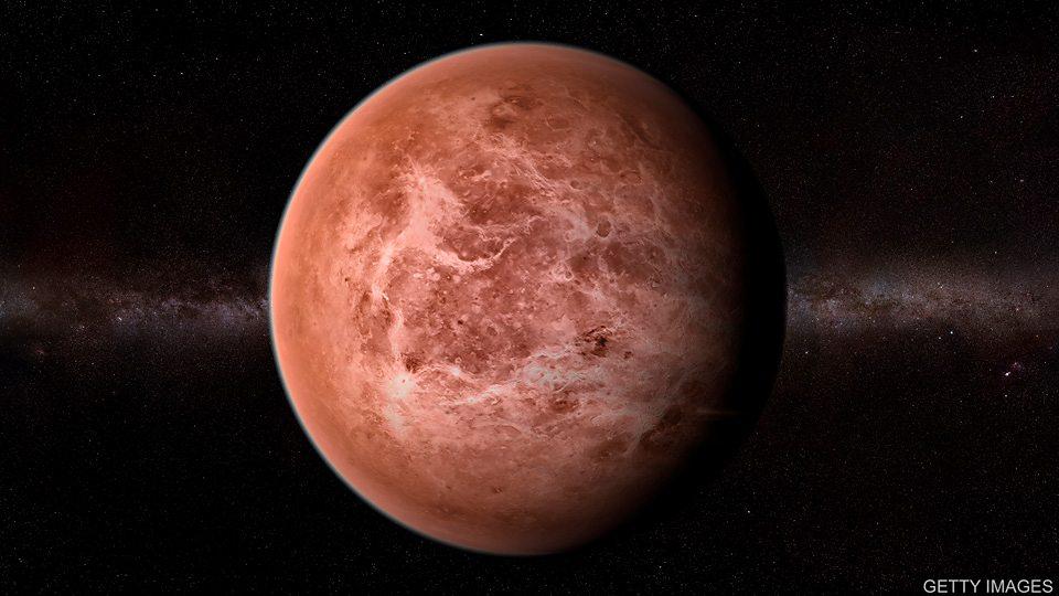 研究發現金星云層太干無法維持生命 Clouds of Venus too dry to support life, study finds研究發現金星云層太干無法維持生命 Clouds of Venus too dry to support life, study finds