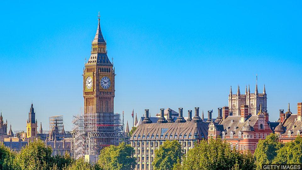 英國大本鐘維修竣工倒計時 Working on Big Ben英國大本鐘維修竣工倒計時 Working on Big Ben